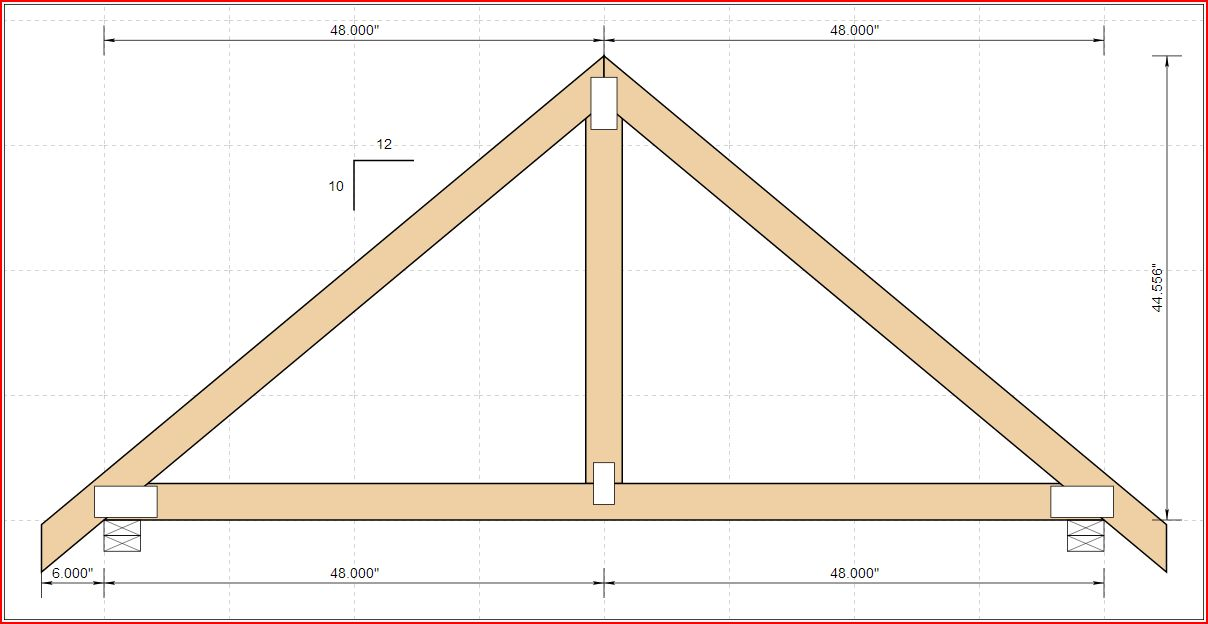 12 12 pitch roof truss design pictures to pin on pinterest for 7 12 roof pitch pictures